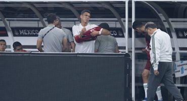 Si se confirma la baja de Héctor Moreno, Tri viajará con 22 a la Copa Oro