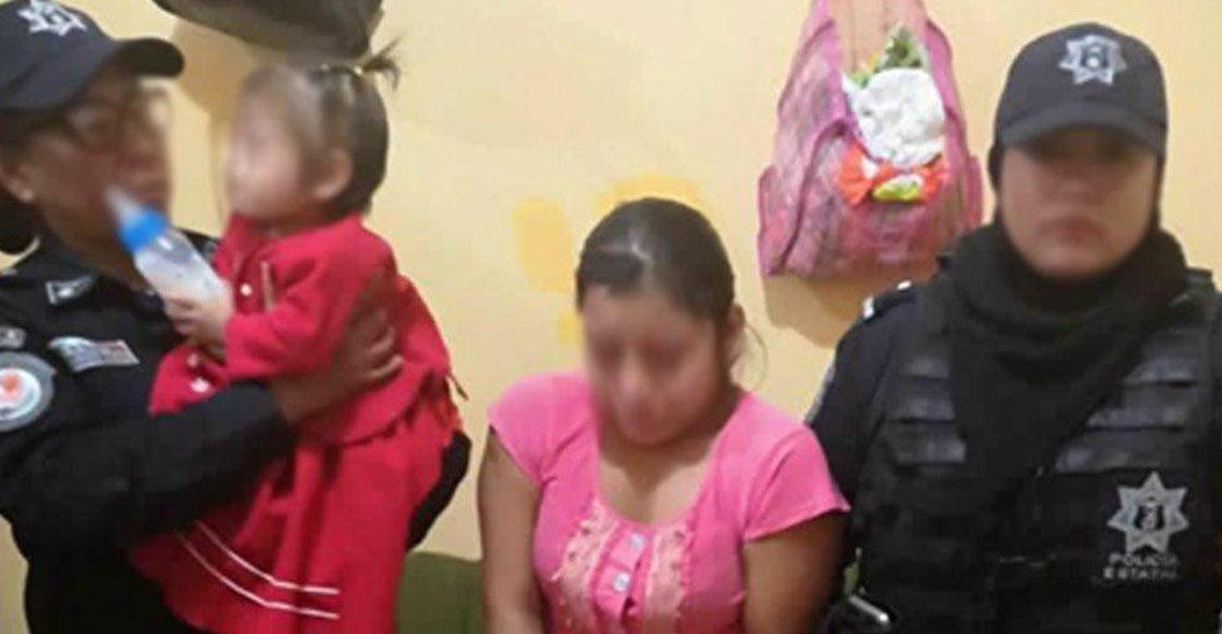 Mujer de Guerrero detenida por golpear a bebé de dos años no irá a prisión
