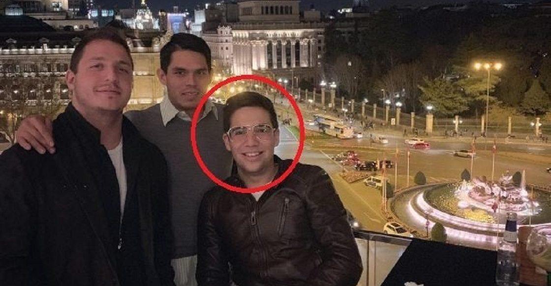 Supuesta detención del hijo de Felipe Calderón en Texas