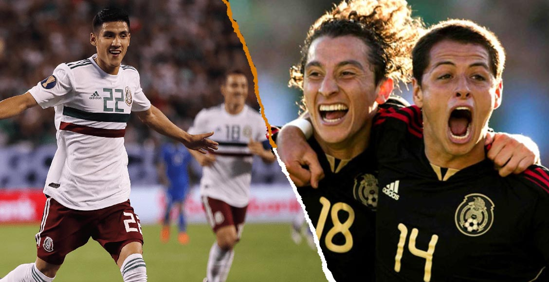 Semifinales de Copa Oro, una constante de México que no puede perder