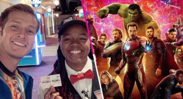 ¿No se cansan? Este hombre vio 'Avengers: Endgame' ¡116 veces!