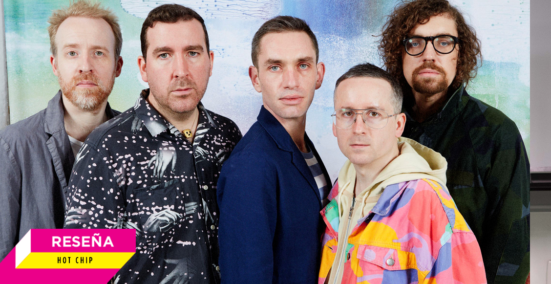 Hot Chip regresa maduro, divertido y relajado en 'A Bath Full of Ecstasy'