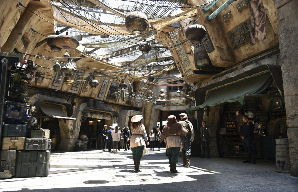En Fotos: Un recorrido por Star Wars: Galaxy's Edge en Disney