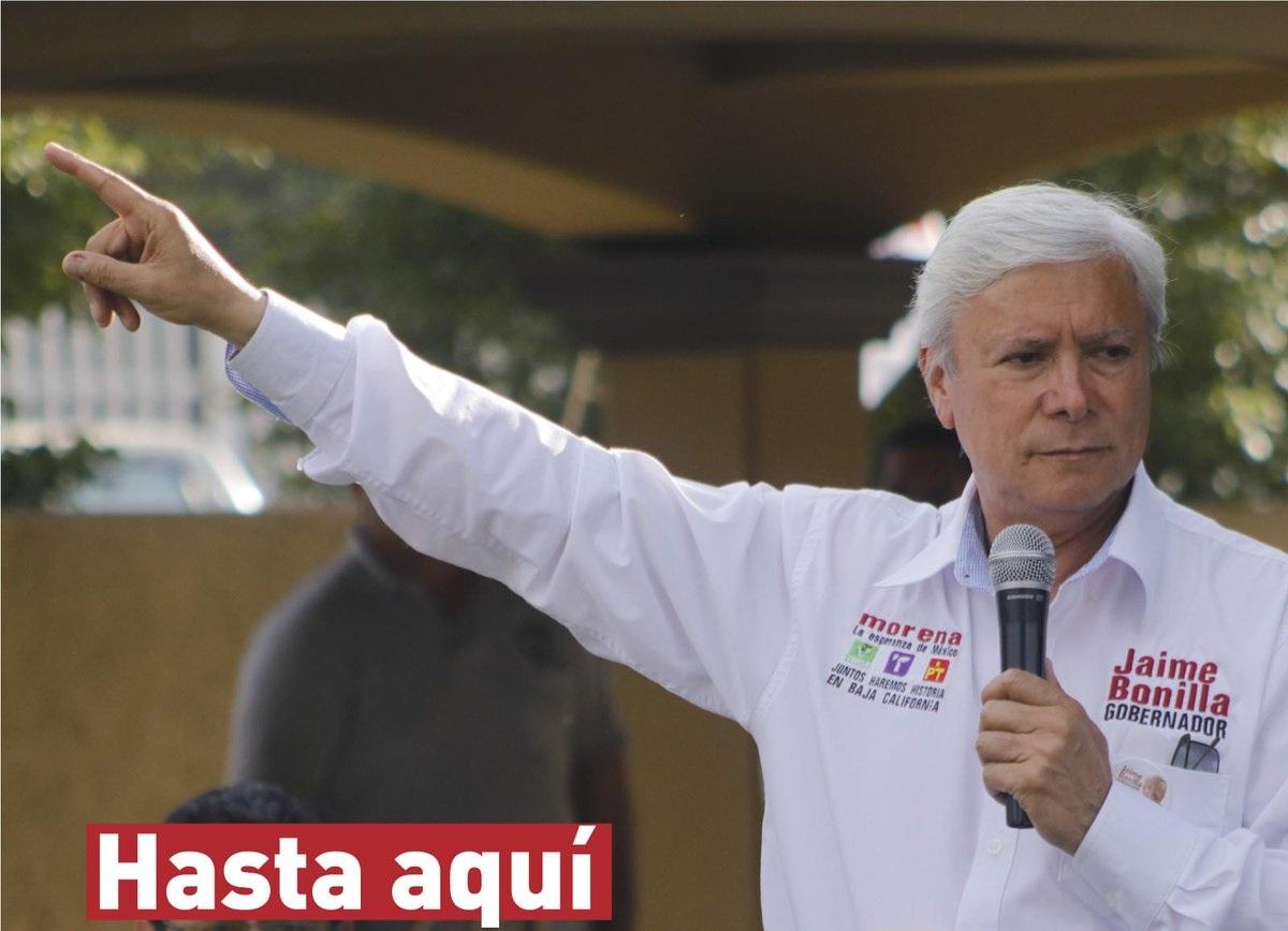 Baja California: Jaime Bonilla se impone en elección, el PAN sale tras 30 años