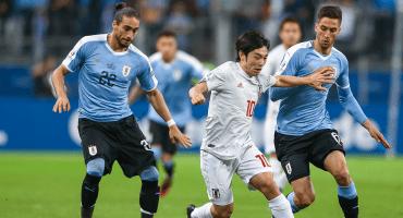 La Sub 23 de Japón le saca el empate a Uruguay en el mejor partido de la Copa América
