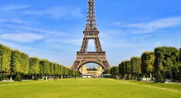 ¡Verde! Así será el nuevo parque de la Torre Eiffel 