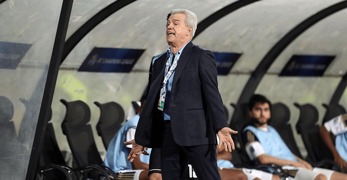 En La Selección de Egipto creen que Javier Aguirre es español