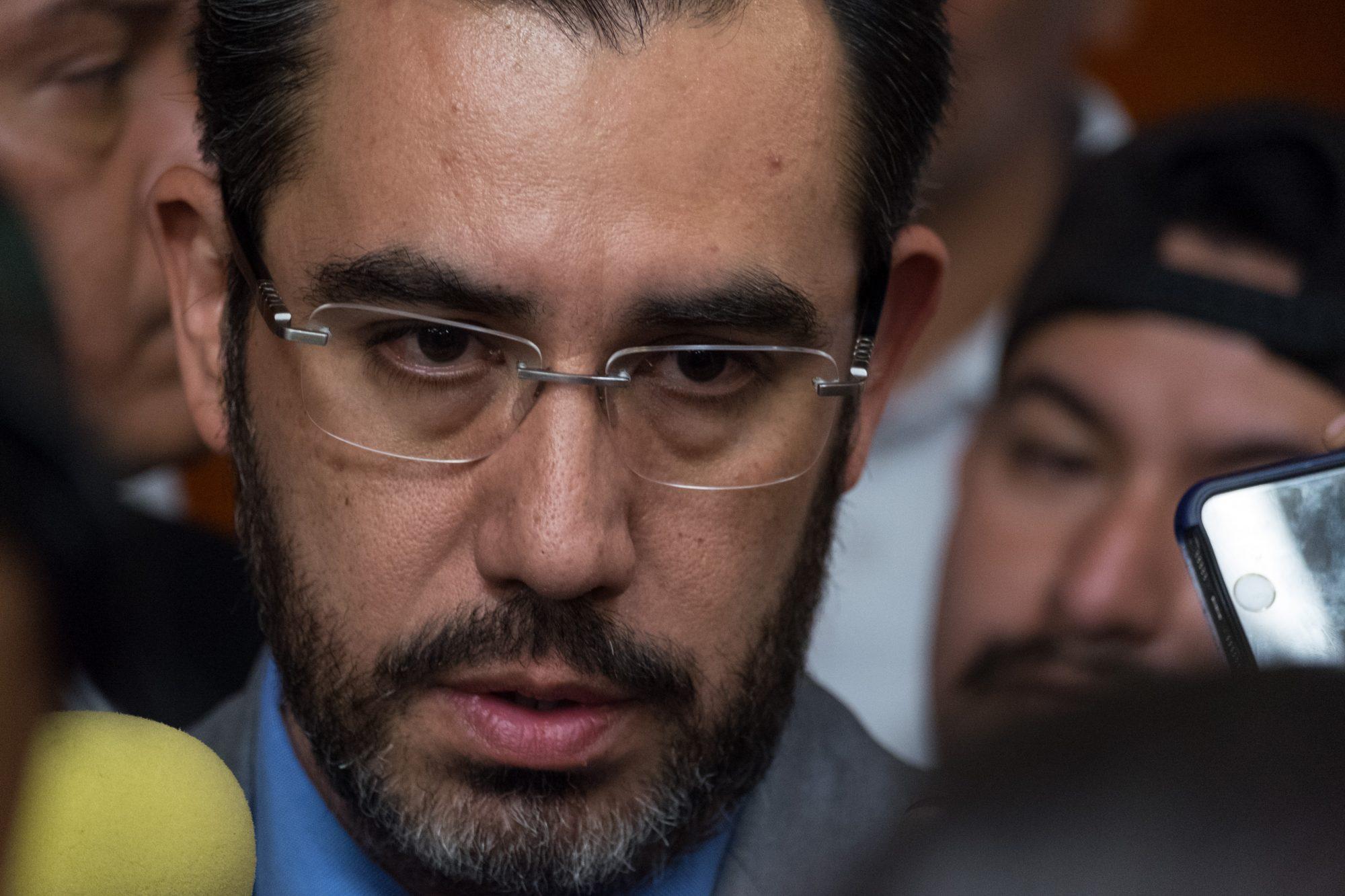 Extitular de la SSP-CDMX, Jesús Orta, es investigado por la FGR
