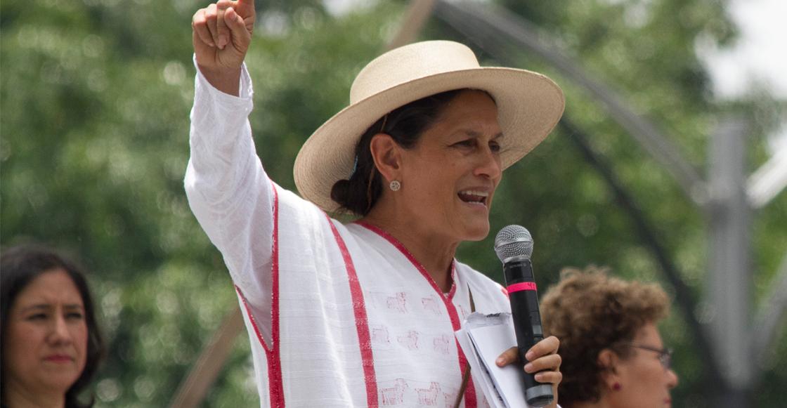 Jesusa Rodríguez pide que desaparezcan las becas del Fonca
