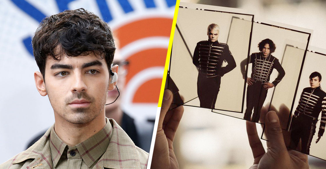 No es broma: Joe Jonas filtró la posible reunión de My Chemical Romance