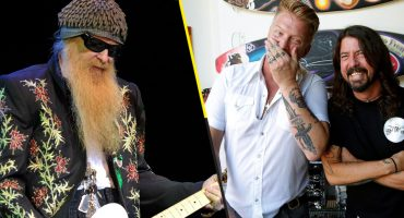 ¿Nuevo disco de Queens of The Stone Age? ¡Dave Grohl y Billy Gibbons trabajan con Josh Home!