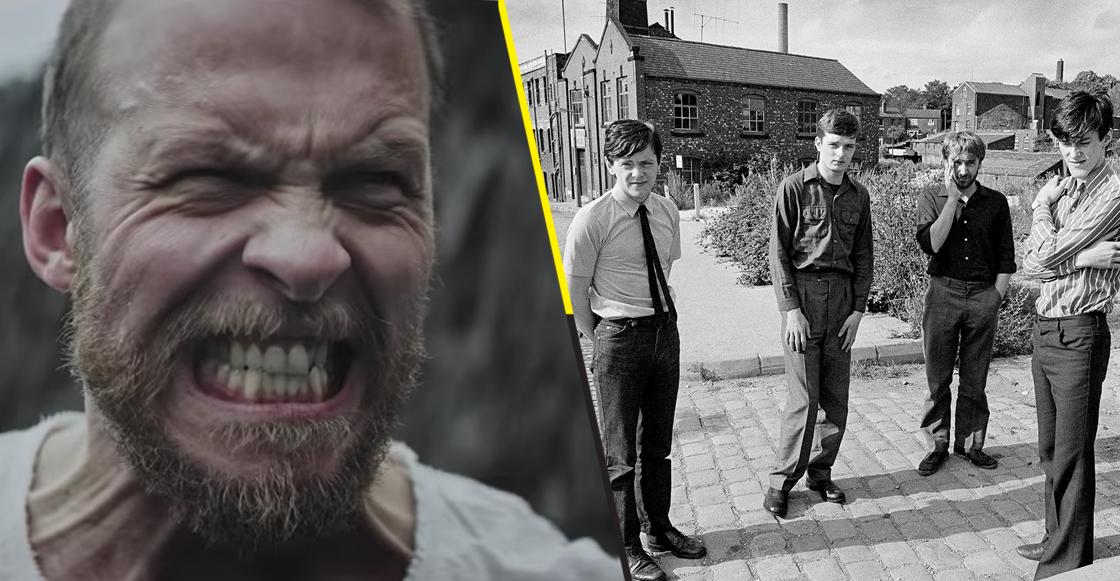 "Mira el primer video de Joy Division para ""I Remember Nothing"""