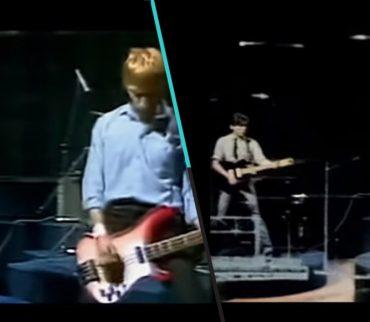 Recordemos la primera aparición de Joy Division en la televisión para tocar