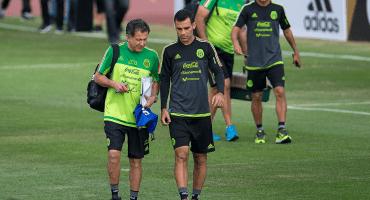 Jugadores de la Selección Mexicana pidieron a Osorio parar sus rotaciones