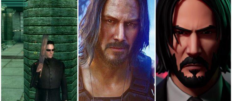 No sólo en 'Cyberpunk 2077': Estos son otros videojuegos en los que aparece Keanu Reeves