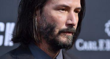 Keanu Reeves: El hombre amado por todo el mundo es en realidad un solitario