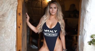 Kinsey Wolanski: La historia de la espontánea que invadió la final de la Champions League