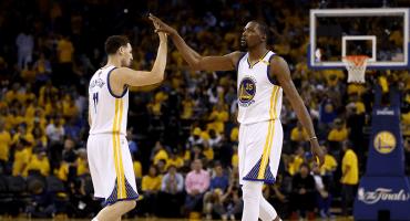 Thompson se queda con los Warriors por 190 millones y Durant dará una última oportunidad