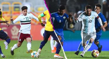 A Lainez le pasa lo mismo que a Messi con su Selección, dice La Volpe