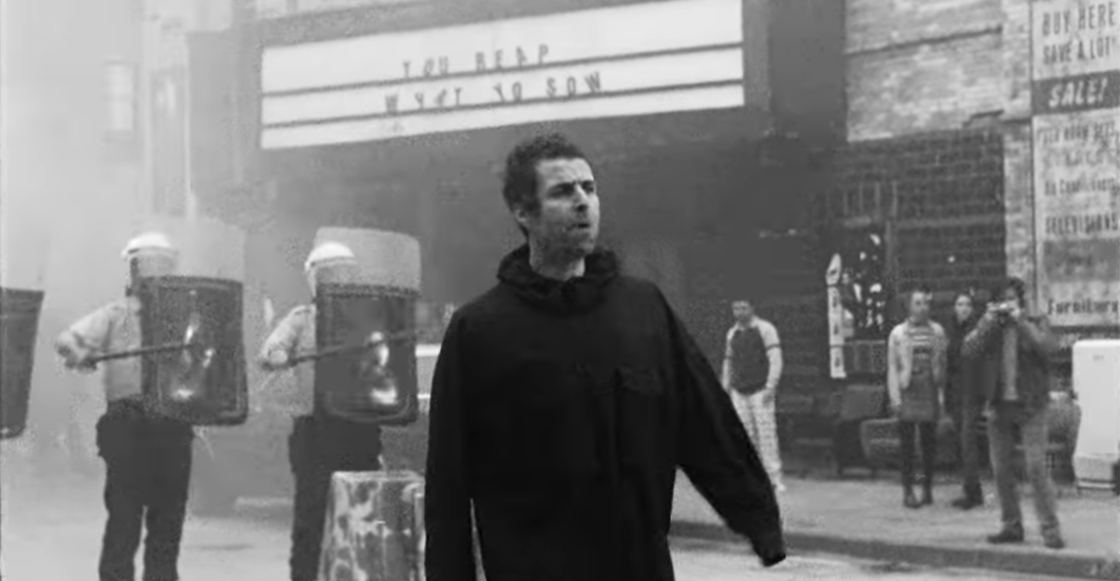 Es oficial: Liam Gallagher anuncia nuevo disco y comparte video para 'Shockwave'