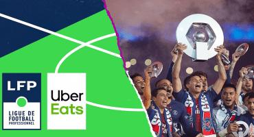 La liga francesa será la Liga Uber Eats a partir del próximo año a cambio de 15 millones de euros