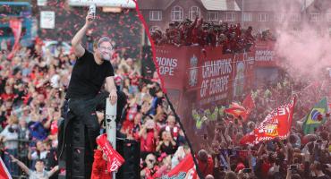 En imágenes y videos, el festejo del Liverpool tras conquistar su sexta Champions