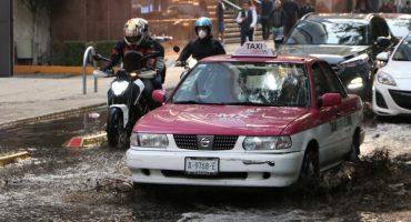 ¡Abusados! Activan alerta amarilla por granizo y lluvia fuerte en CDMX