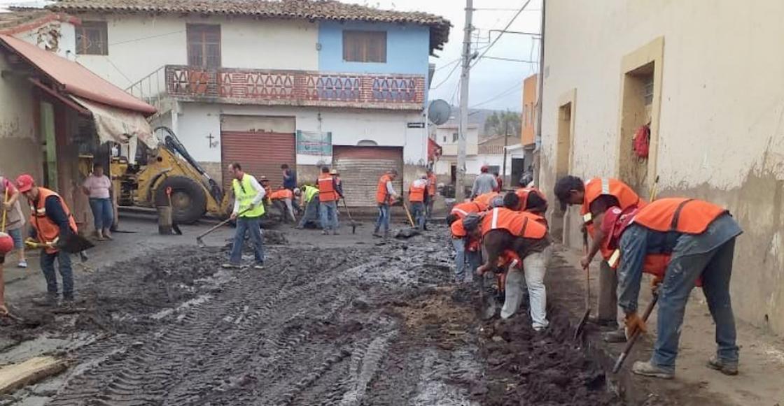 Declaran emergencia en San Gabriel, Jalisco, por deslave