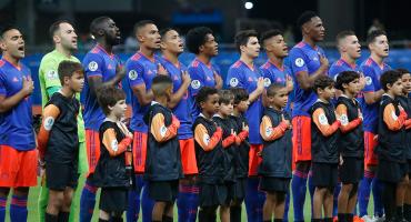 Colombia pierde a una de sus figuras en la Copa América por lesión