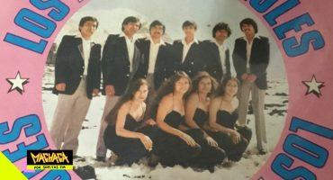 Ritmo, Alegría y Sabor! El disco debut de Los Ángeles Azules y la cumbia sonidera