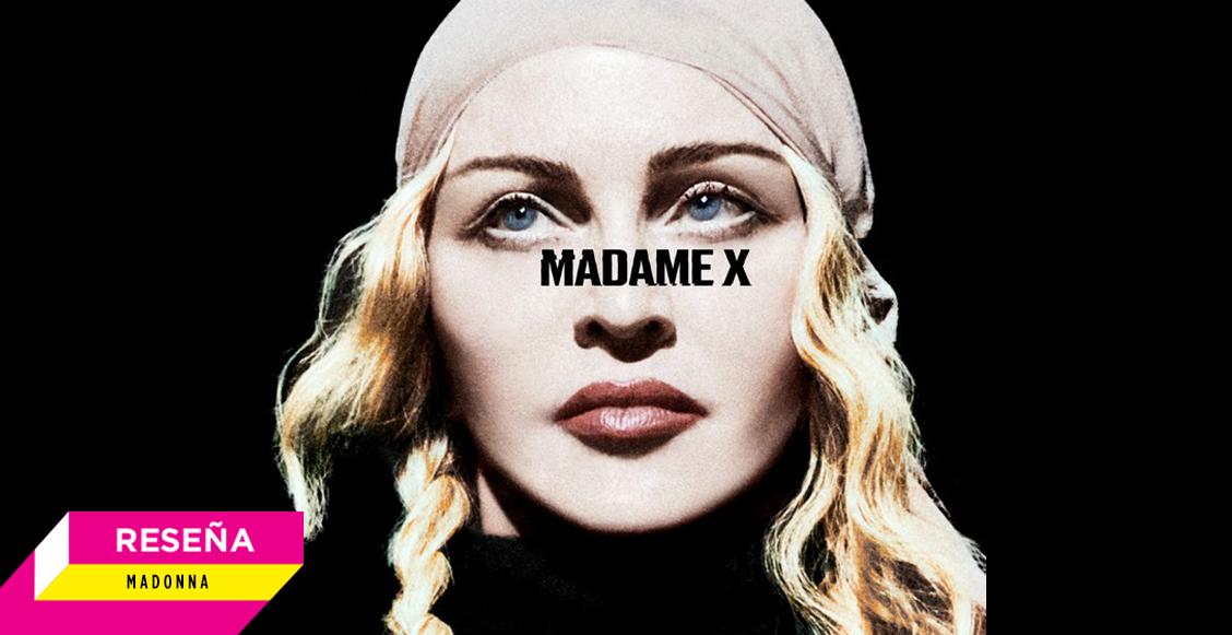 Madame X: Un disco sin pies ni cabeza que solo Madonna pudo hacer