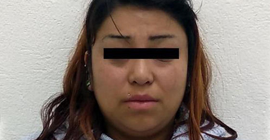 Qué poca: Detienen a mujer que prostituía a su hija de 9 años de edad para comprar drogas