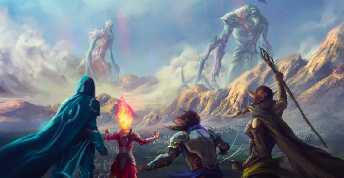 Los directores de 'Avengers: Endgame' producirán la serie animada de 'Magic: The Gathering'