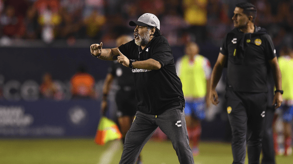 ¿Maradona padece Alzheimer? Su abogado aclara el estado de salud de Diego
