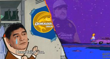 Los memes que nos dejó Maradona durante su etapa como DT de Dorados