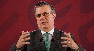 Pues sí: Ebrard confirma que México enviará Guardia Nacional a la frontera sur