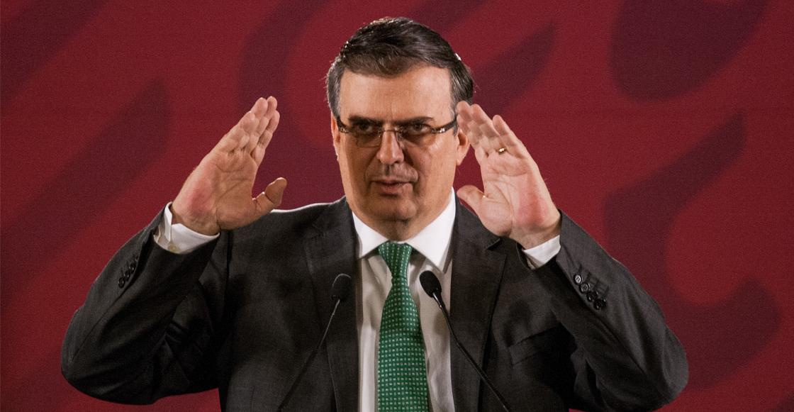 Estados Unidos quiere 'Tercer País Seguro', México ganó tiempo: Ebrard