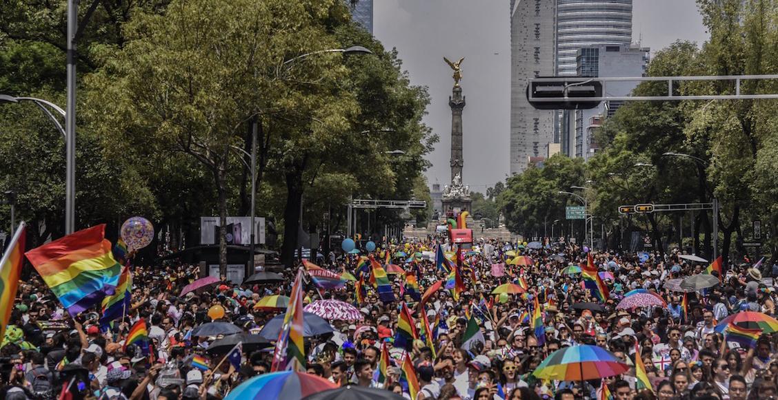 ¿Dónde, cómo y por qué? Lo que debes saber de la 41 Marcha del Orgullo LGBTI