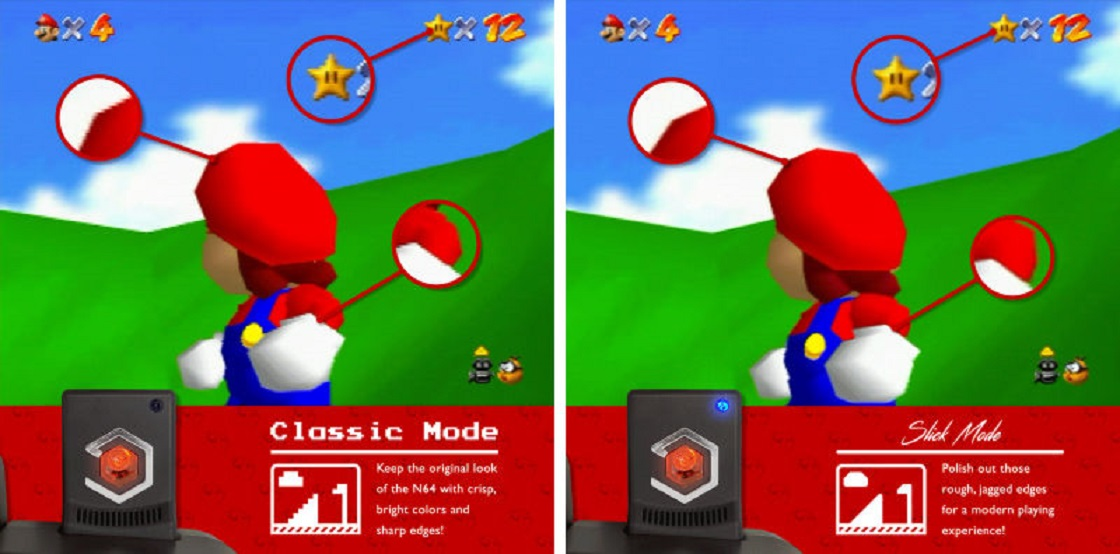 Adaptador HDMI par ala Nintendo 64