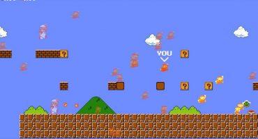 Nerdgasmo: ¡Un genio convirtió 'Super Mario Bros.' en un Battle Royale!