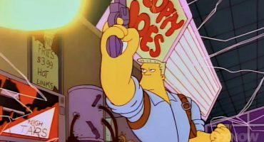 Usuarios descubren la película de McBain escondida en varios capítulos de Los Simpson