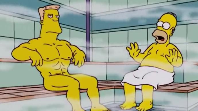 La película de McBain escondida en los capítulos de Los Simpson