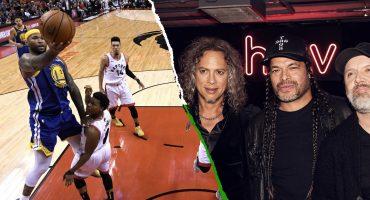 Metallica tocará el himno de Estados Unidos en el Juego 3 de las finales de NBA