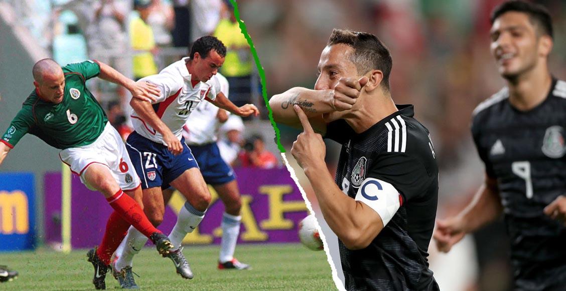 ¿Cuántas veces México cerró la fase de grupos con 'paso perfecto' en la Copa Oro?