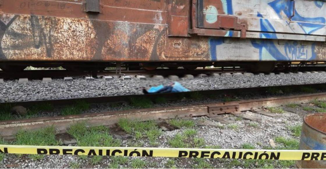 Migrante hondureña muere en Huichapan tras ser arrollada por el tren en que viajaba