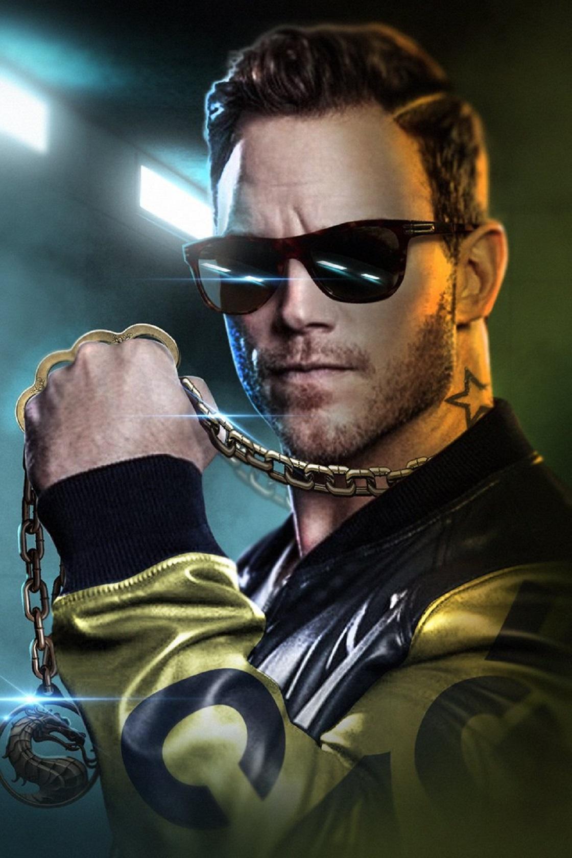 Ilustraciones del elenco de Mortal Kombat - BossLogic