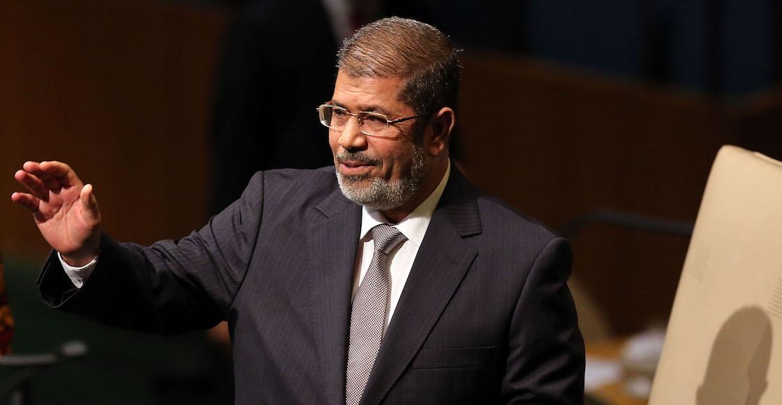 Muere el expresidente de Egipto luego de testificar en su propio juicio