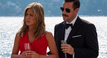 Así fue como 'Murder Mystery' batió récord en la historia de Netflix