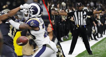 NFL da luz verde a la revisión de interferencias para la temporada 2019