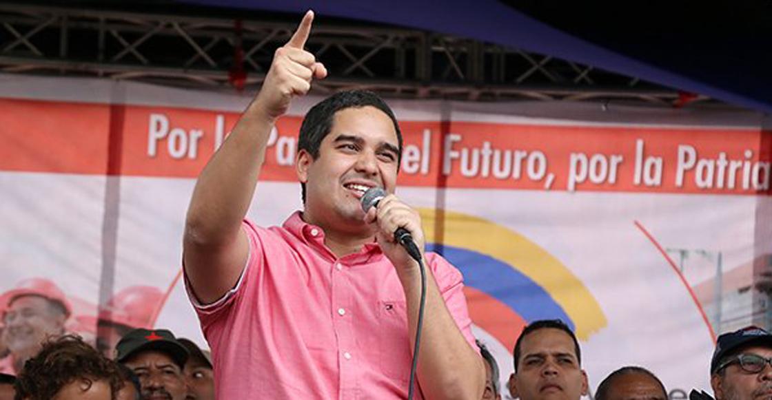 Estados Unidos impone sanciones al hijo de Nicolás Maduro